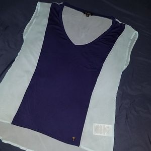 Guess? Summer Top with See Through Back